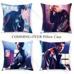 Where To Buy Sofa In Jb Blue Leather Chesterfield Kpop Exo Throw Pillow Case [coming Over] Square Cushion ...