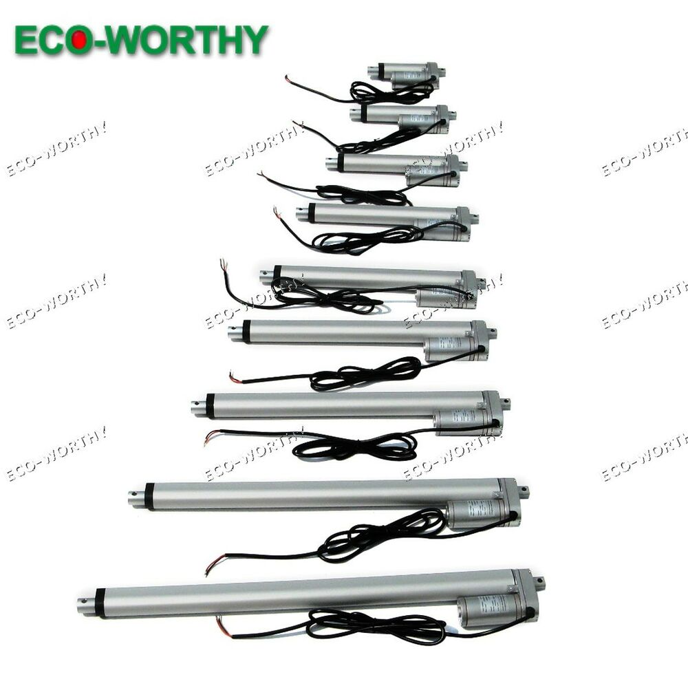 Wireless Remote Control Kit for Linear Actuators Electric