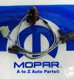 details about new 2010 2018 dodge ram 1500 5500 headlight lamp wiring harness oem [ 1000 x 828 Pixel ]