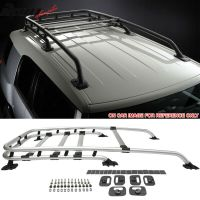 07-11 Toyota Fj Cruiser OE Factory Style Roof Rack Luggage ...