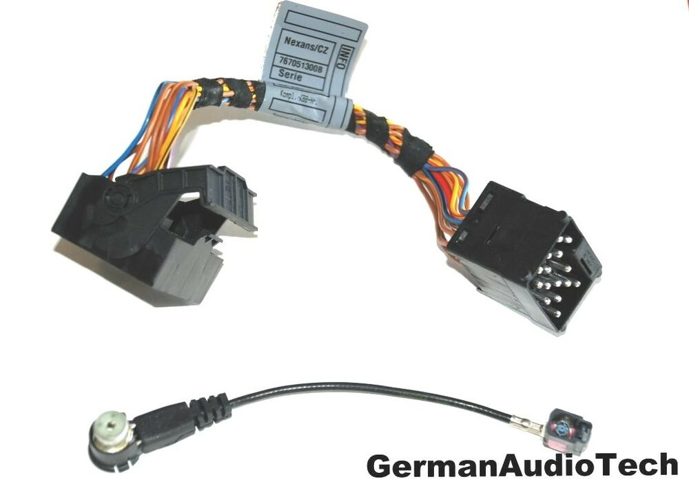 Bmw E30 Stereo Wiring Harness