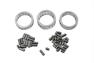 Connecting Rod Roller Bearing Set with Cages fits Harley