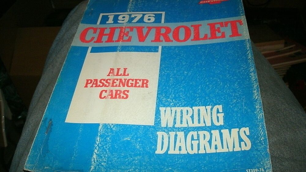 1977 Chevrolet Truck Electrical Wiring Diagrams Schematics Manual Book