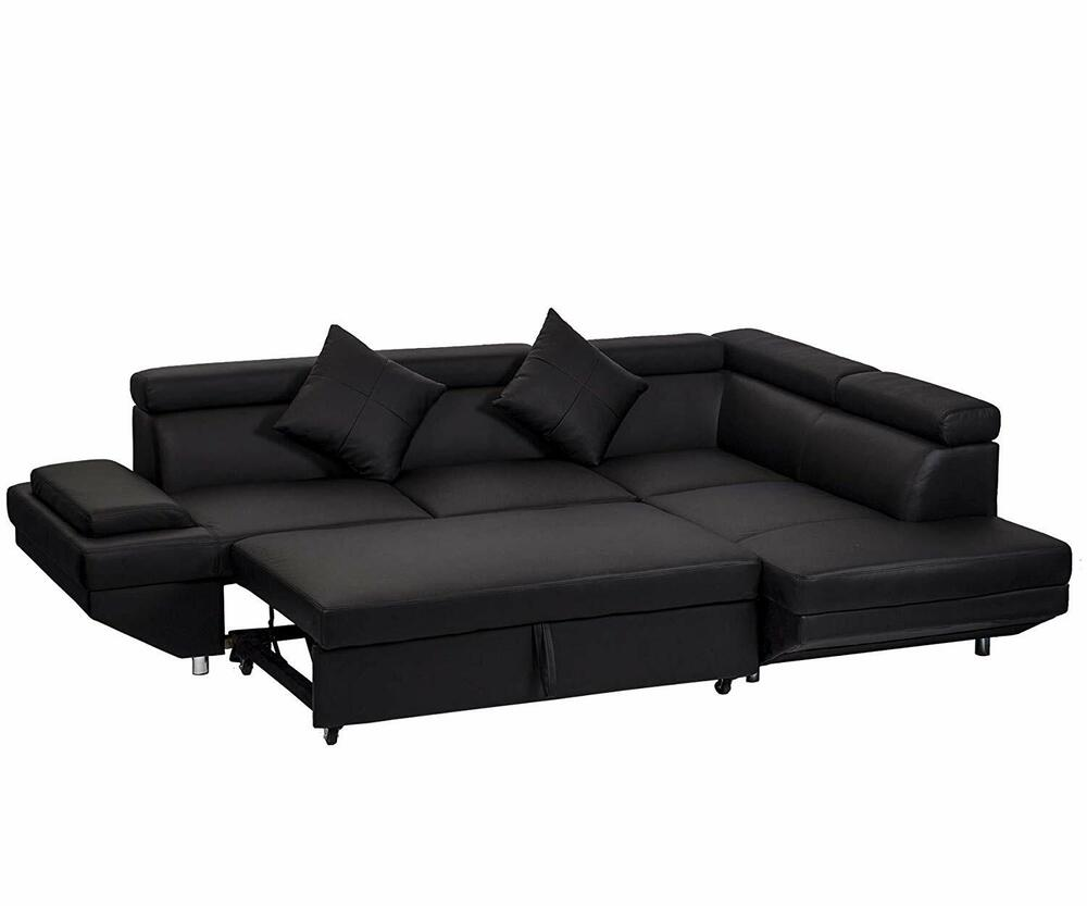 black modern sofa set behind table plans contemporary sectional bed with functional details about armrest back r