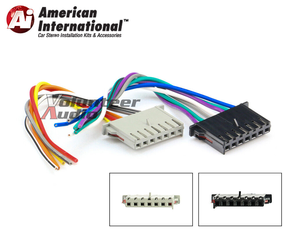 medium resolution of details about chrysler dodge jeep reverse wiring harness car stereo install factory radio plug