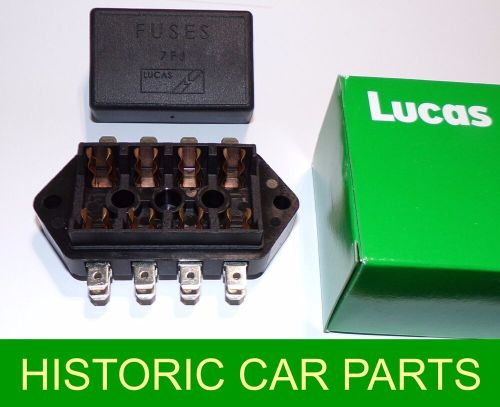 small resolution of details about mgbgt mgb roadster 1971 72 lucas 7fj fuse box for glass fuses