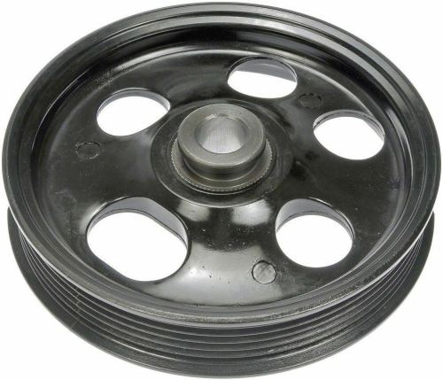 small resolution of ford power steering pump pulley replaces oe 5f9z3a733aa dorman 300 008 ebay