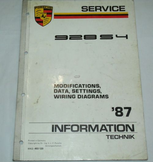 small resolution of porsche 928 s4 wiring diagram fuse box u0026 wiring diagramtechnik 1987 porsche 928 s4 wiring