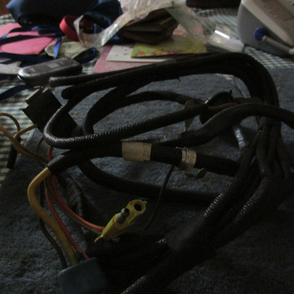 hight resolution of details about nos 1975 1978 ford c600 c900 ct600 ct900 alternator wiring harness new old sto