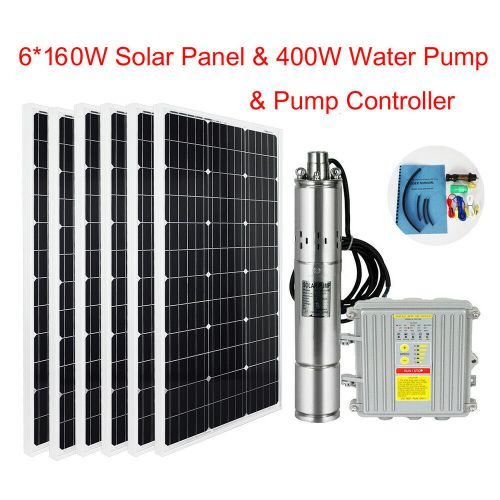 small resolution of details about solar water submersible deep well dc screw pump system water pump solar panel