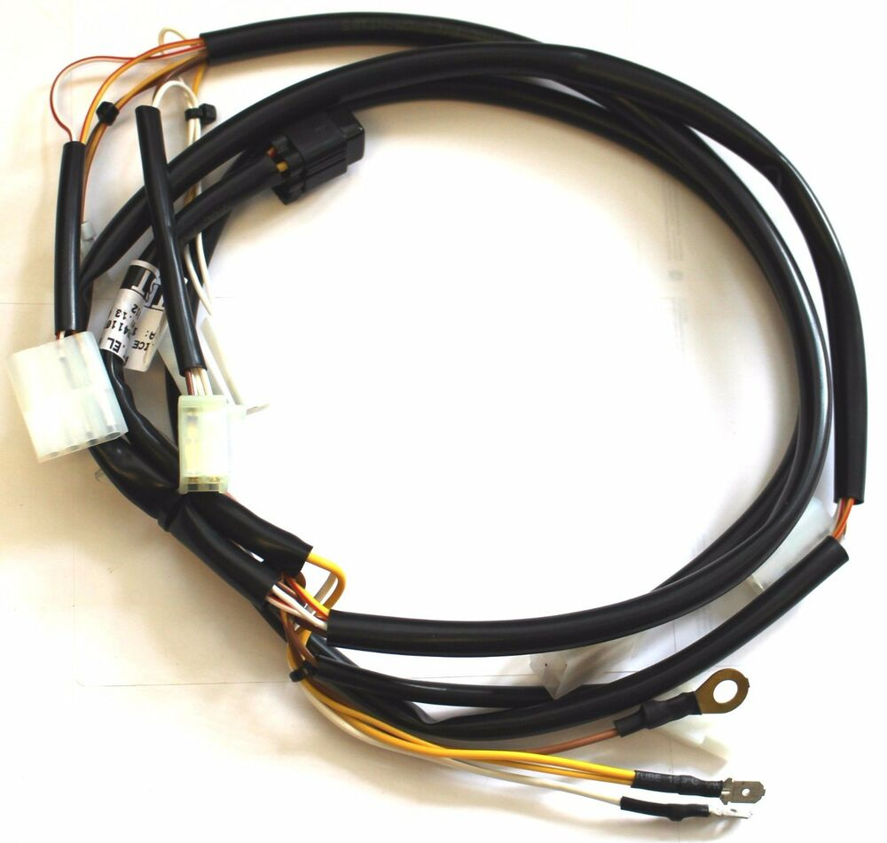 hight resolution of new oem ktm wiring harness racing 250 300 400 450 525 530 xcf xcw 59411075100 ebay