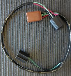 1969 ford mustang shelby gt headlight wiring harness extension ebay 1967 ford fairlane 1967 ranchero headlight extension wiring harness [ 923 x 936 Pixel ]