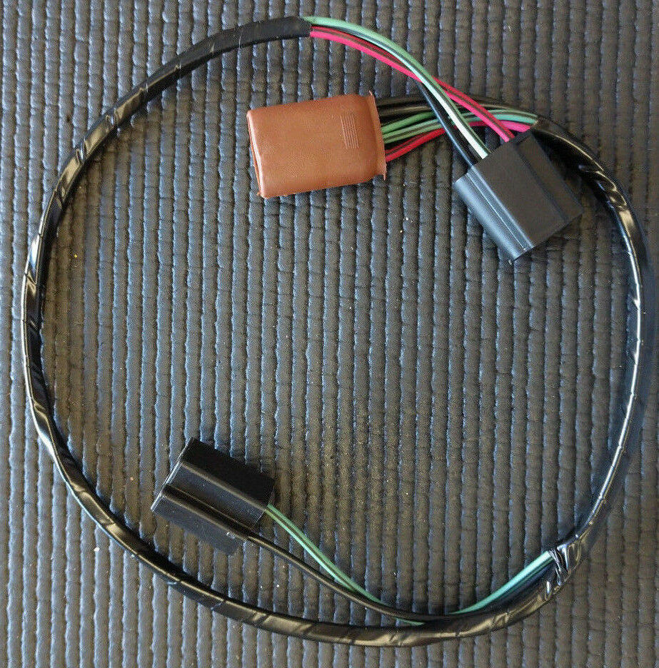 hight resolution of 1969 ford mustang shelby gt headlight wiring harness extension ebay 1967 ford fairlane 1967 ranchero headlight extension wiring harness