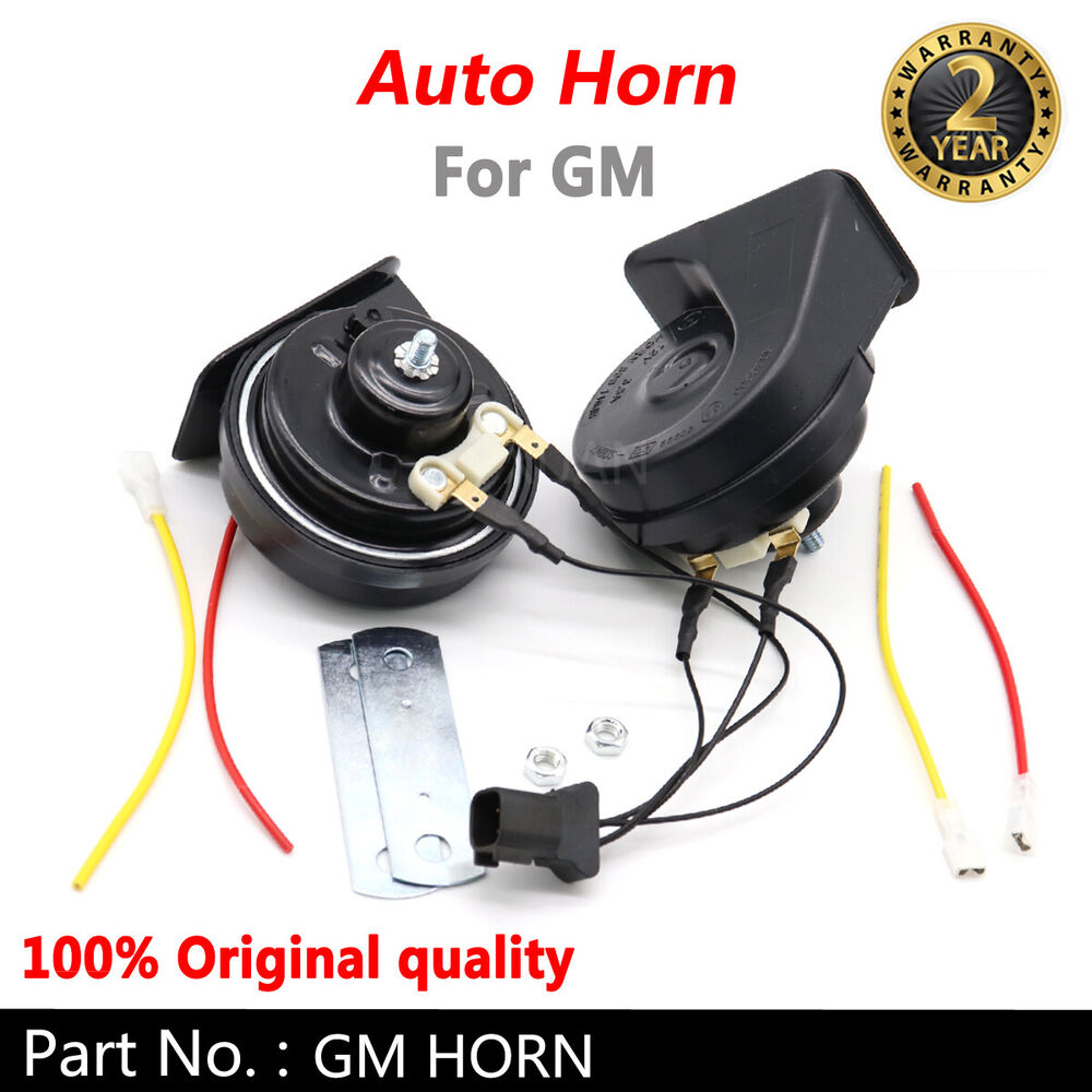 medium resolution of details about gm series long life time auto horn loud sound snail horn 12v car styling parts