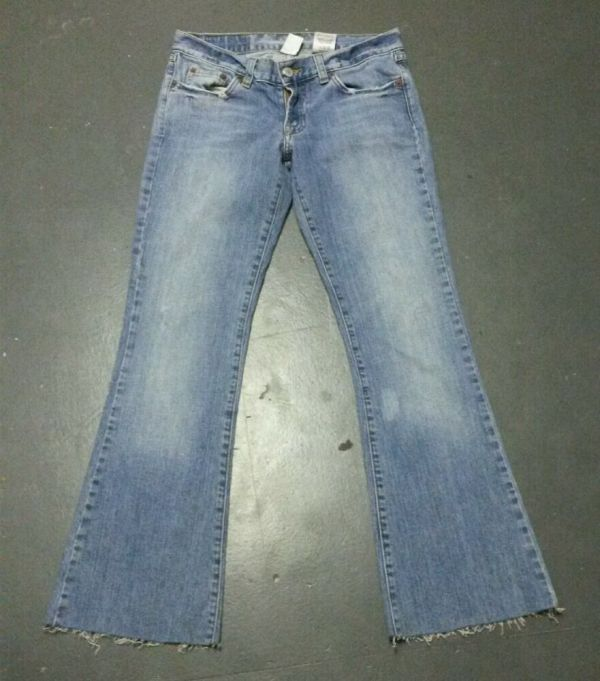Lucky Brand Dungarees Womens Jeans Size 2 26 X 29