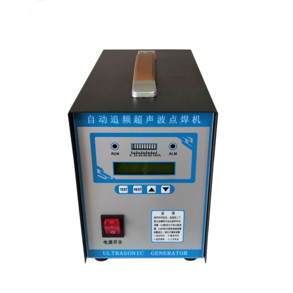 hight resolution of details about handheld ultrasonic spot welder portable plastic welding machine for abs pp pe