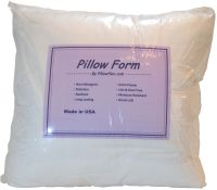 Synthetic Down Pillow Form Insert Multiple Sizes Craft | eBay