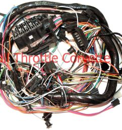 1974 corvette dash wiring harness without a c new ebay 1974 corvette wiring diagram pdf wiring diagram [ 1000 x 907 Pixel ]
