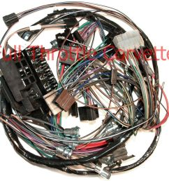 1964 64 corvette dash wiring harness with back up lights new 64 corvette heater core 64 corvette wiring harness [ 1000 x 931 Pixel ]