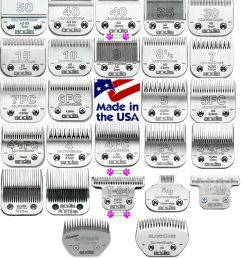 andis ultraedge pet grooming blade fit many oster wahl laube ag bg a5 clippers ebay [ 916 x 1000 Pixel ]