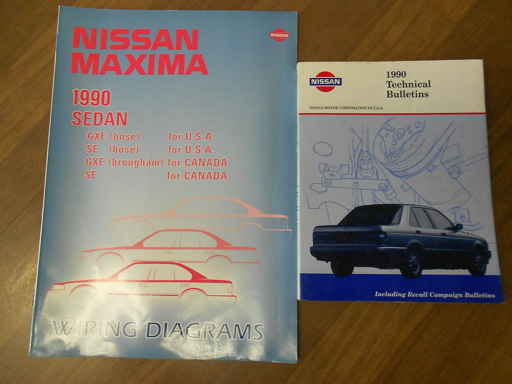Wiring Diagram Likewise Nissan Maxima Wiring Diagram Manual On 1990