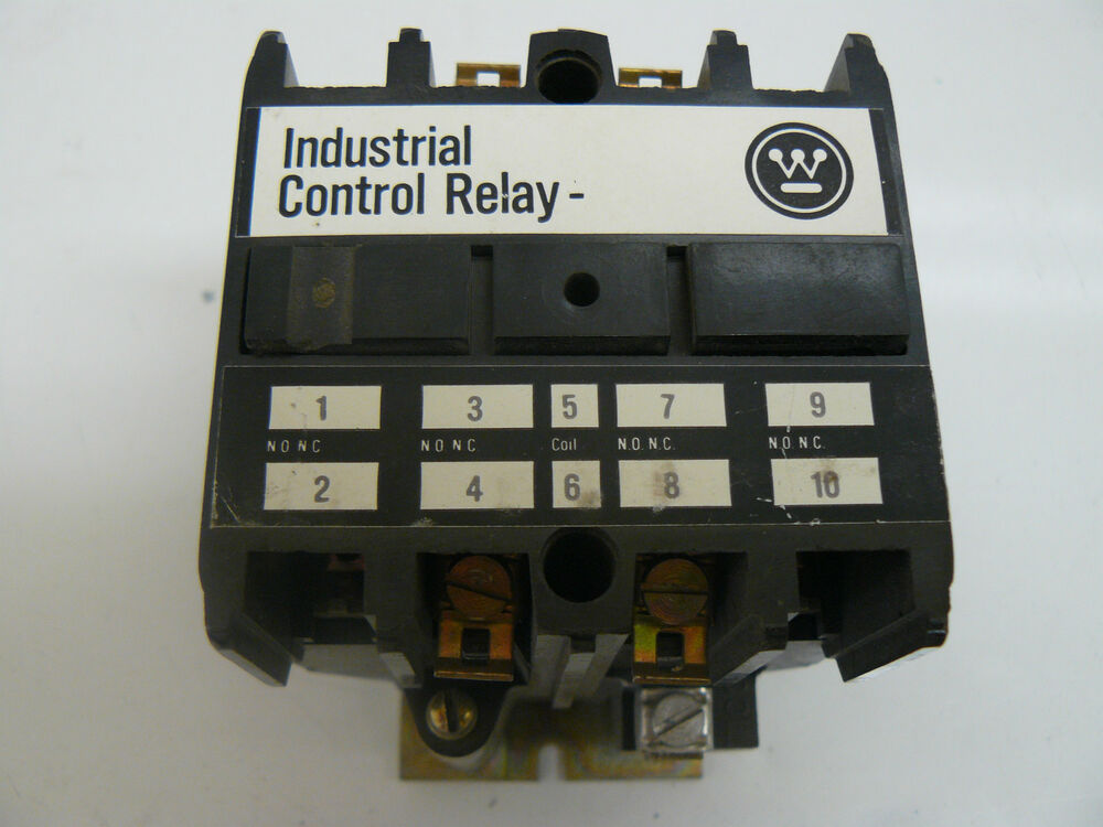 Industrial Control Systems Switches And Relays