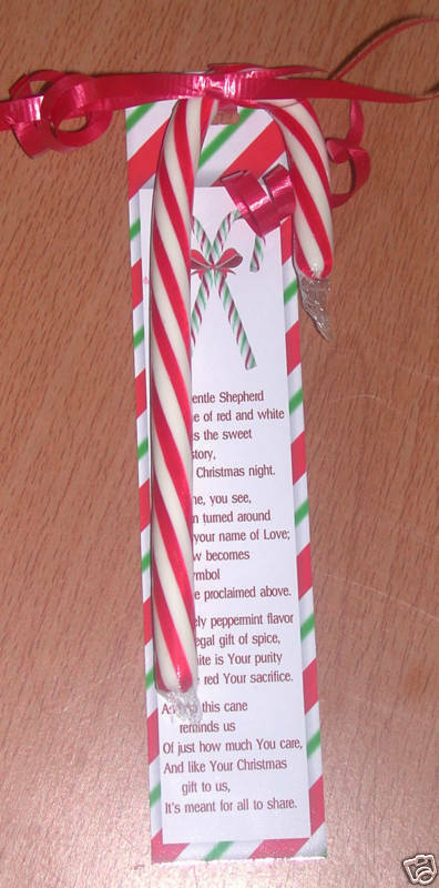 LEGEND OF THE CANDY CANE Keep Christ In Christmas