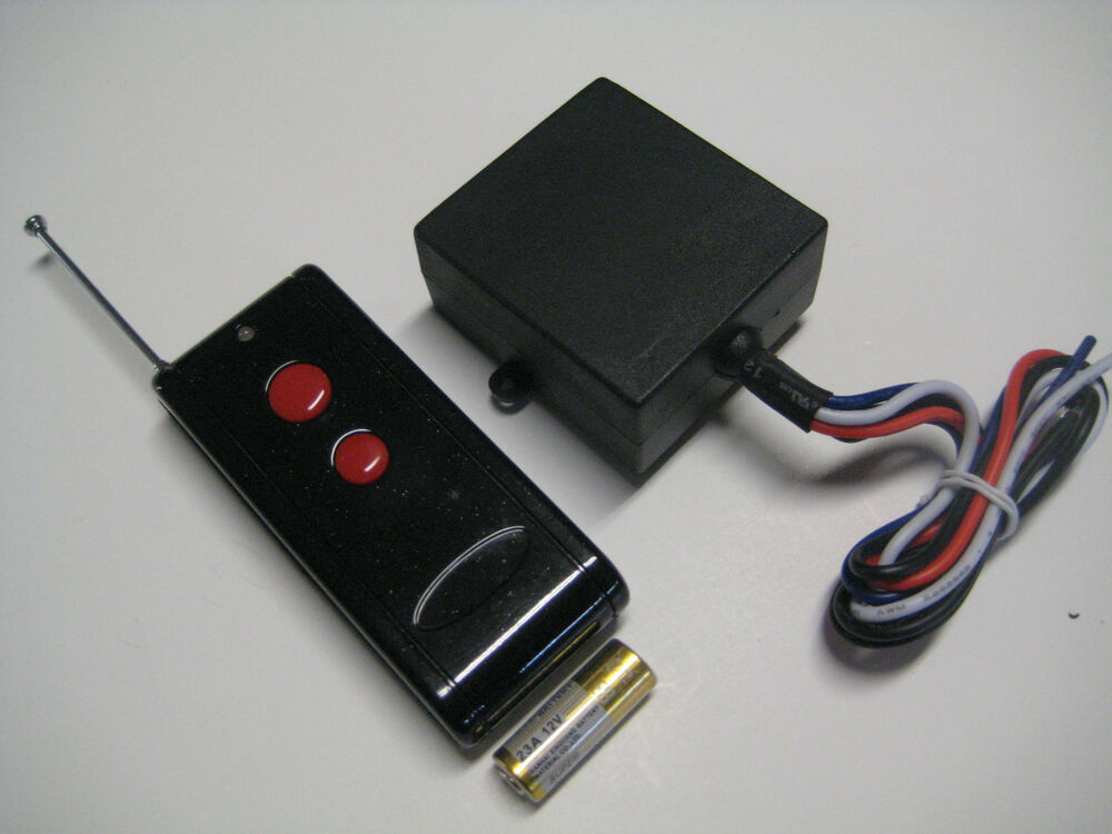 Telephone Operated Remote