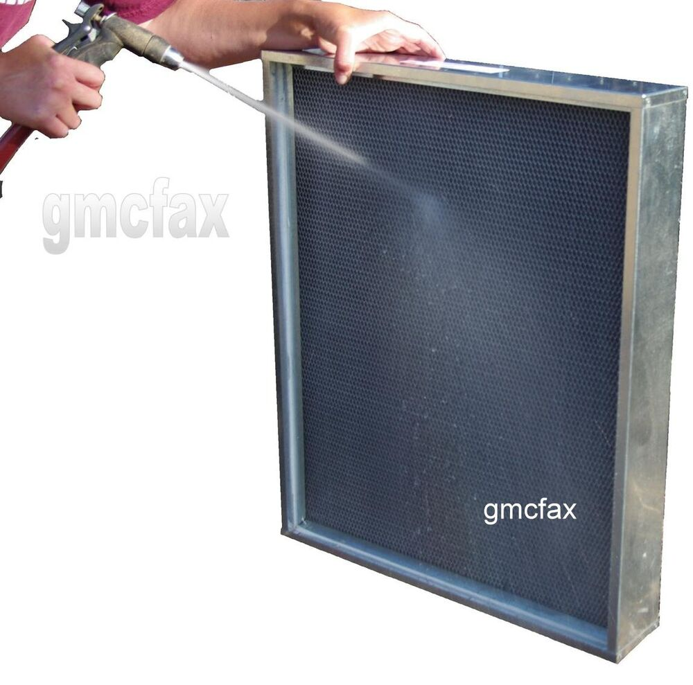 16x25x5 Electrostatic Washable Media Furnace Filter