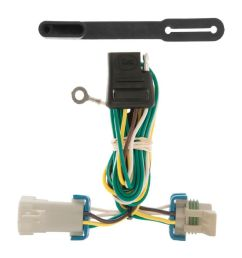 details about curt 55359 custom wiring harness for isuzu hombre chevrolet s10 gmc sonoma [ 1000 x 1000 Pixel ]