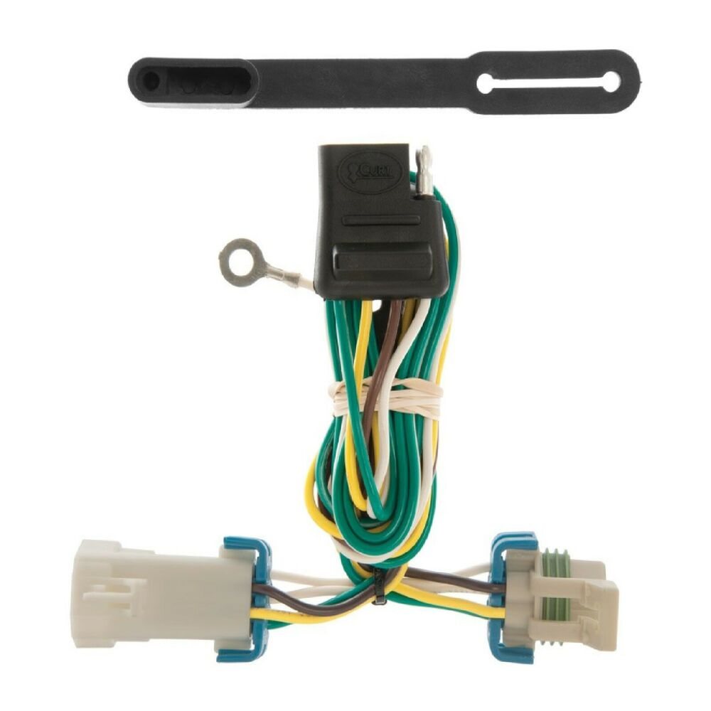hight resolution of details about curt 55359 custom wiring harness for isuzu hombre chevrolet s10 gmc sonoma