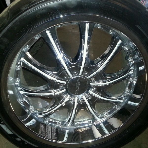 Used 20 Inch Rims And Tires For Sale - Year of Clean Water