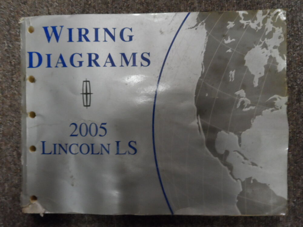 2000 Lincoln Ls Wiring Diagram