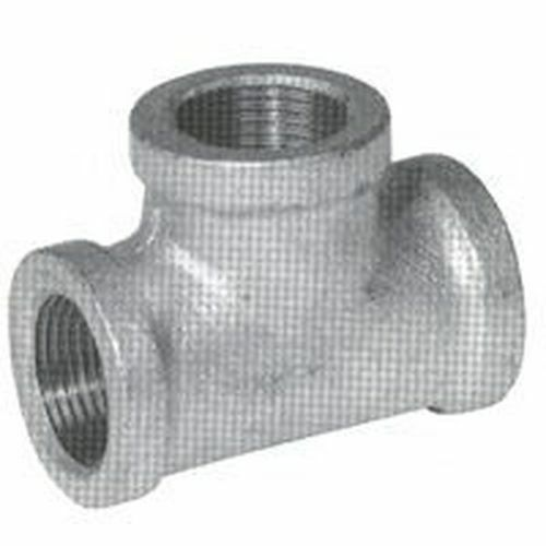 NEW LOT (15) 3/4 INCH GALVANIZED PIPE THREADED TEE