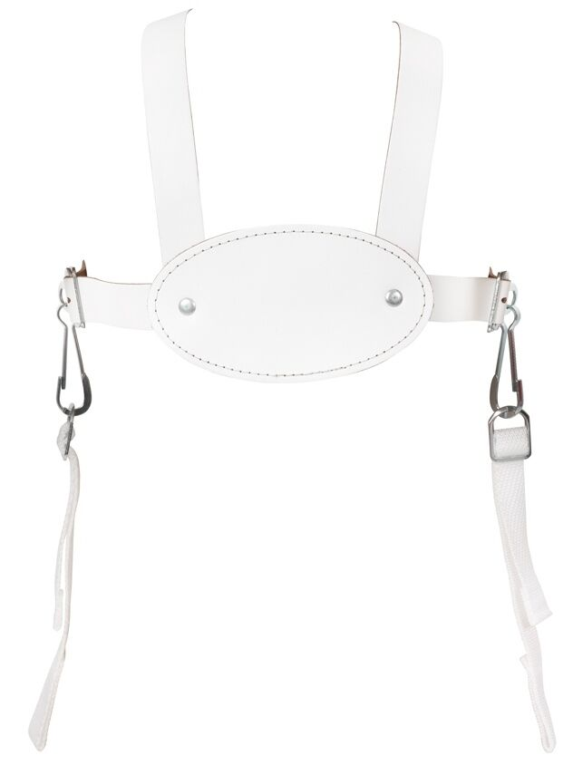 NAVY LEATHER HARNESS for SILVER CROSS KENSINGTON BALMORAL