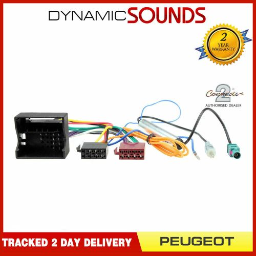 small resolution of ct20pe03 wiring harness adaptor iso loom aerial for peugeot 207 peugeot 207 stereo wiring harness peugeot 207 wiring harness