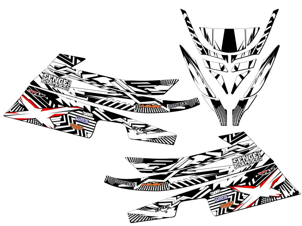 1998 1999 2000 2001 2002 SKI DOO MINI Z MINIZ 120 GRAPHICS