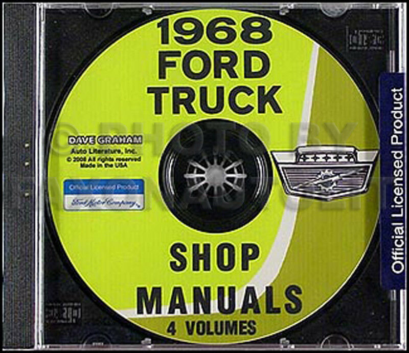 Wiring Diagram For A 1968 Ford F100 Pickup Free Download Image About
