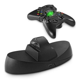 xbox one controller usb xbox one dual controller led charger dock base station usb [ 1000 x 1000 Pixel ]
