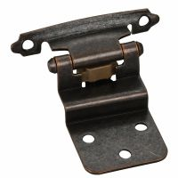 Kitchen Cabinet Inset Hinges Brushed Oil Rubbed Bronze ...