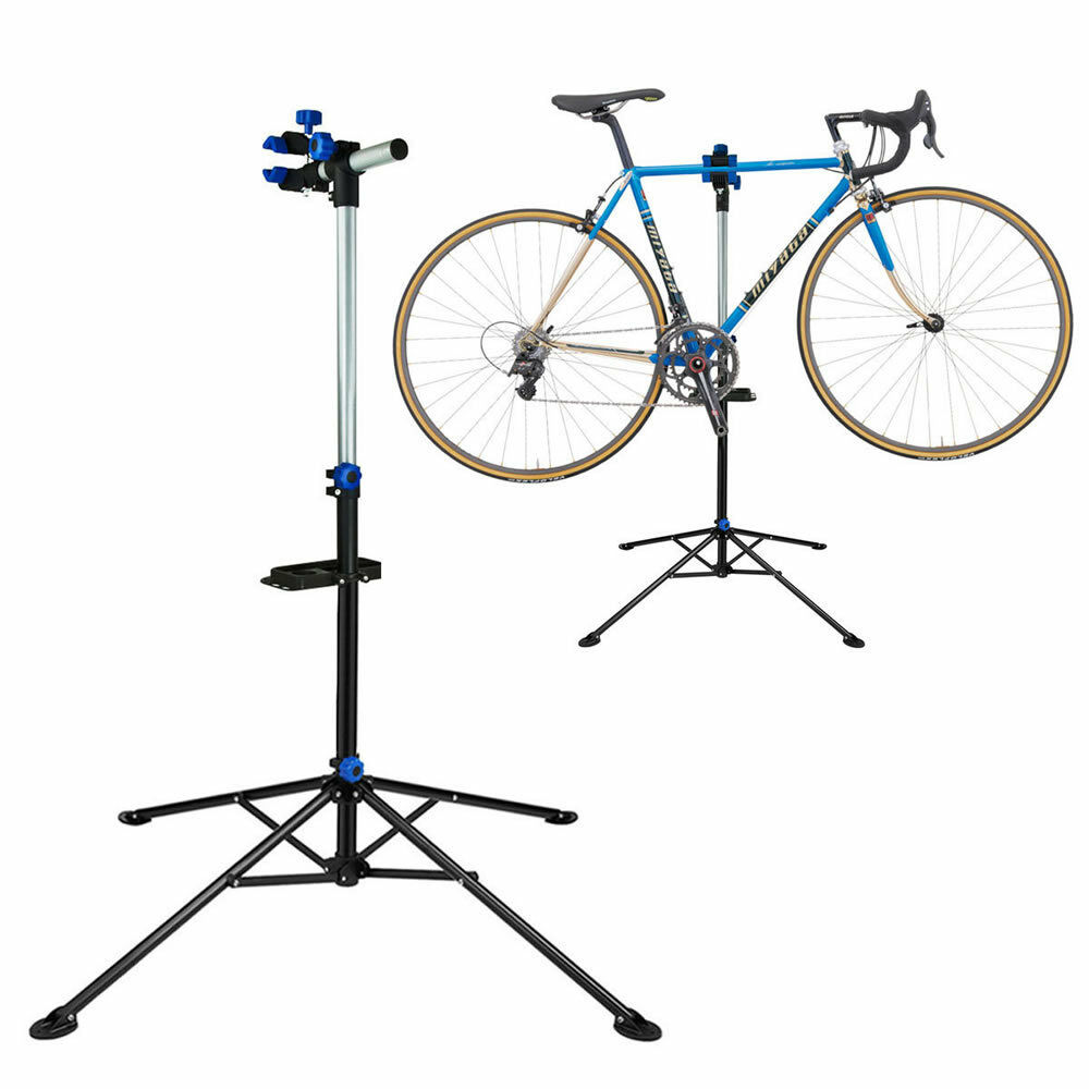 PEDALPRO FOLDING BICYCLE MAINTENANCE/REPAIR STAND BIKE