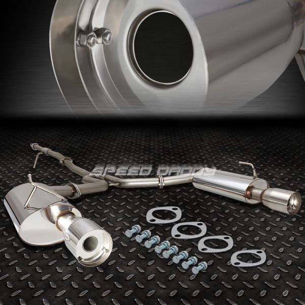 04 Maxima Exhaust - Year of Clean Water