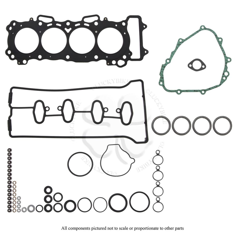 Complete Engine Gasket Kit Honda 1999 2000 CBR 600 F4 Head