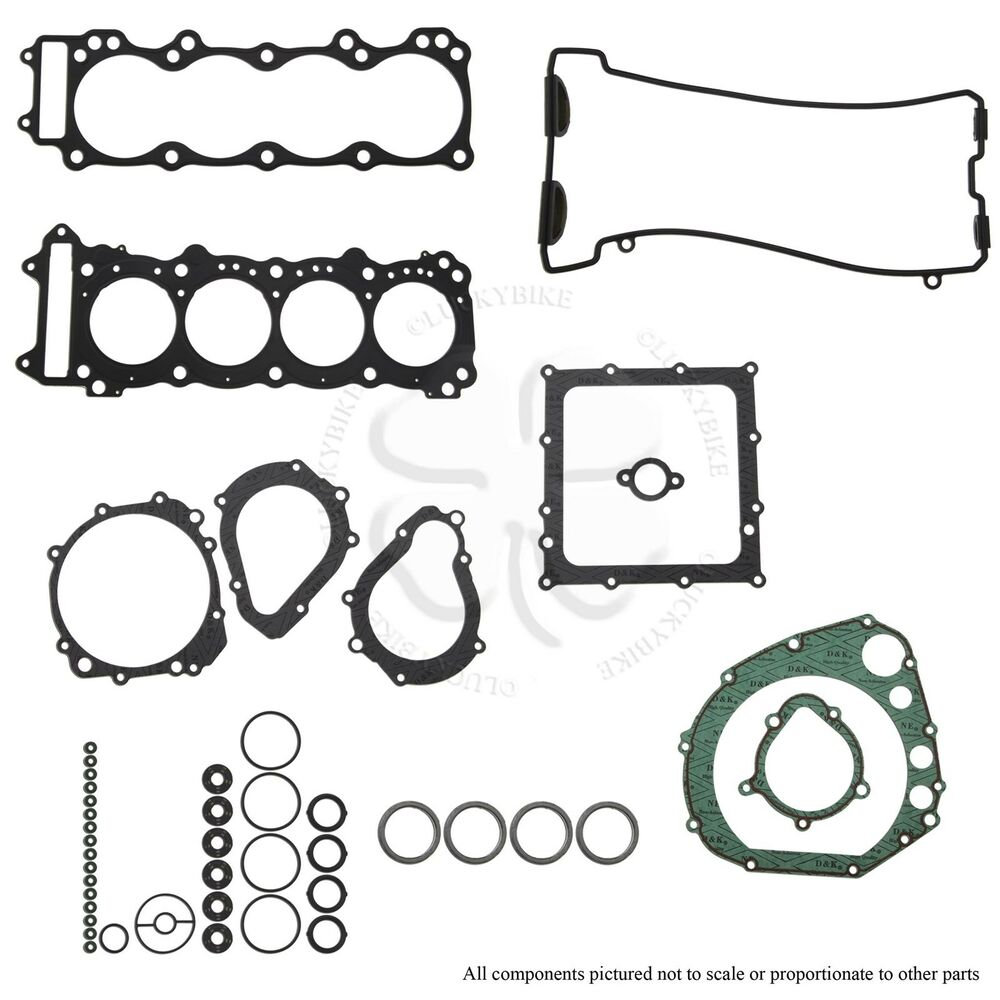 Complete Engine Gasket Kit Suzuki 1996 1997 1998 1999 GSXR