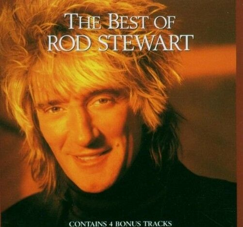 Rod Stewart  Best of Rod Stewart Greatest Hits CD ALBUM
