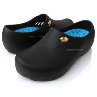 Men Chef Shoes Comfort Clogs Kitchen Nonslip Shoes Safety ...