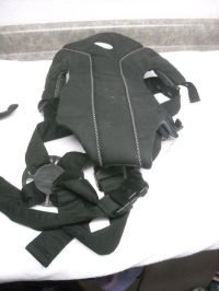 Infantino Baby Carrier Black Adjustable Snaps Sling