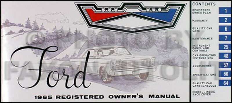 Ford F100 Wiring Diagrams 1965 Ford Galaxie Wiring Diagram 1966 Ford