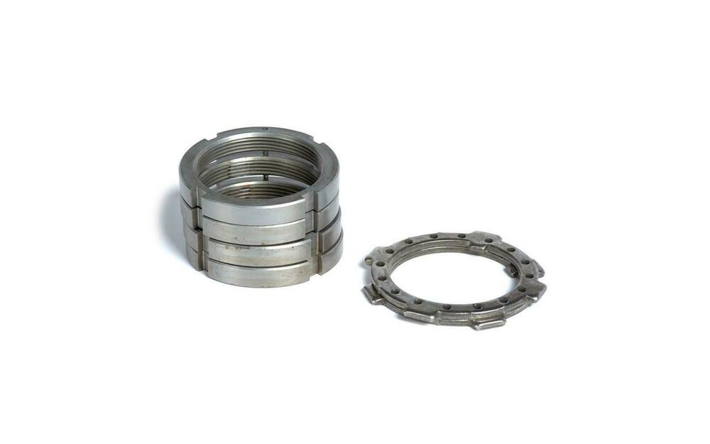 Warn 32721 Manual Hub Spindle Nut Kit 30 Spline for Warn