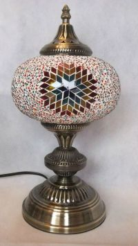 Turkish Table Lamp Moroccan Table Light Superior Quality ...